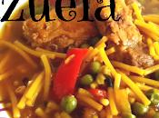 Receta Cazuela fideos,receta tradicional
