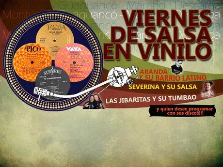 SALSA🎹SALSA🎺SALSA🔊SALSA🎷Este viernes en La Licuadora comp...