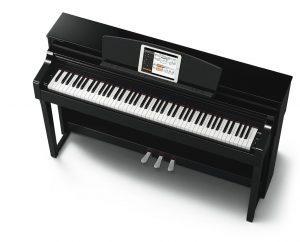 DEMOSTRACIÓN PIANO DIGITAL YAMAHA CSP