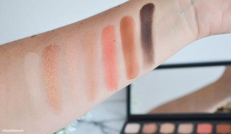 Palette Lovers | Born to Run de Urban Decay