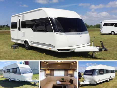 Practical Caravan Dare To Be Diffe With 2017 Season Hobby Caravans 1