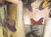 Besitos mariposa.