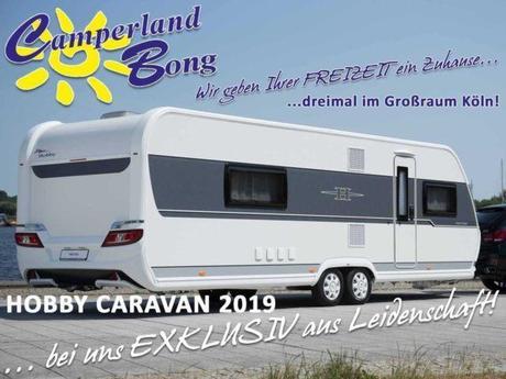 Caravans Wohnm Hobby Prestige 650 Umfe Modell 2019 Vorbestellt