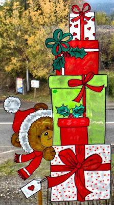 Aprende c mo decorar ventanas y puertas de vidrio en esta for Como adornar ventanas y puertas de navidad