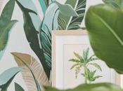 ideas para decorar nuestra casa papel pintado