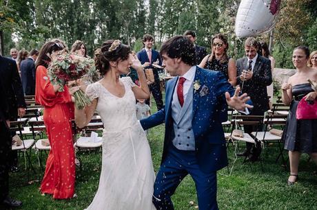 Silvia y Noé, una boda con estilo