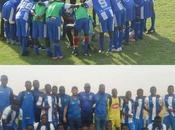 Resultados semana Noviembre. Escuela Fútbol Base Angola