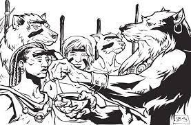 Hombre Lobo: Debilidades tribales