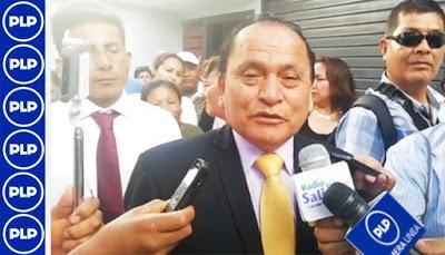 Segundo Díaz: ESTAMOS DESEOSOS DE TRABAJAR…