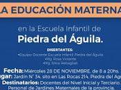 primera Escuela Infantil provincia Neuquén será foro provincial