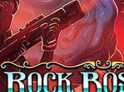 Diseño Spectrum toques viejunos Rock Boshers para Switch