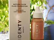 Natural Glow Foundation Identy Beauty, base maquillaje luminosa, vegana cruelty free