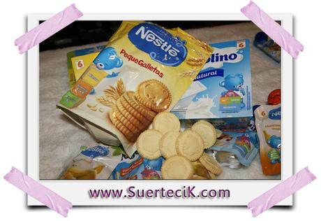 Nuevo lote de SúperMami Bloguera Nestlé