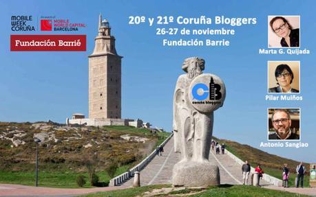 #CoruñaBloggersToday vol. 15