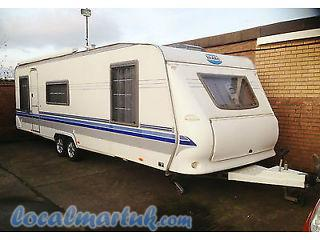 Hobby Exclusive 700 Smf Uk Special 5 Berth