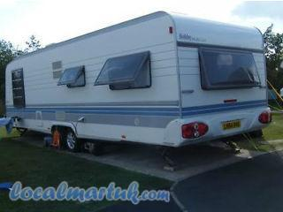 2002 Hobby 700 Smf Exclusive Twin Wheeler 26ft 5 6 Berth