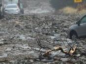 California tregua, tras incendios forestales ahora llegan inundaciones