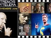 """Estrenos Semana Noviembre 2018 Podcast 5x11 Perfil Hitchcock"""""""