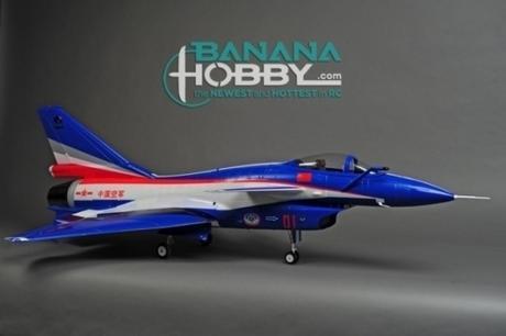 Hsdjets Blue J 10 V2 1 Rc Edf Jet