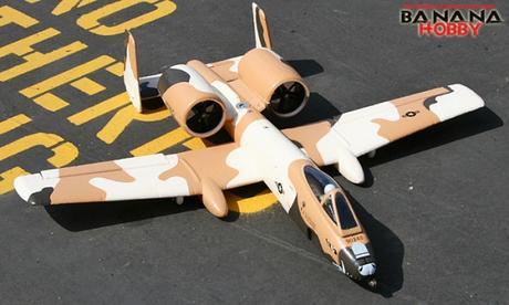 3 Ch J Power Pocket Nano A 10 Warthog Rc Edf Jet Radio Controlled