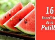 patilla también conocida sandía fruta vera...