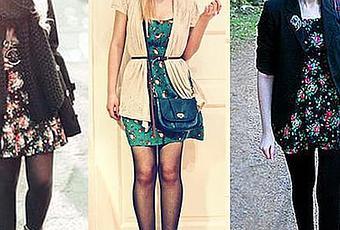 cd7bec479a Cómo usar leggins y pantys en invierno - Paperblog