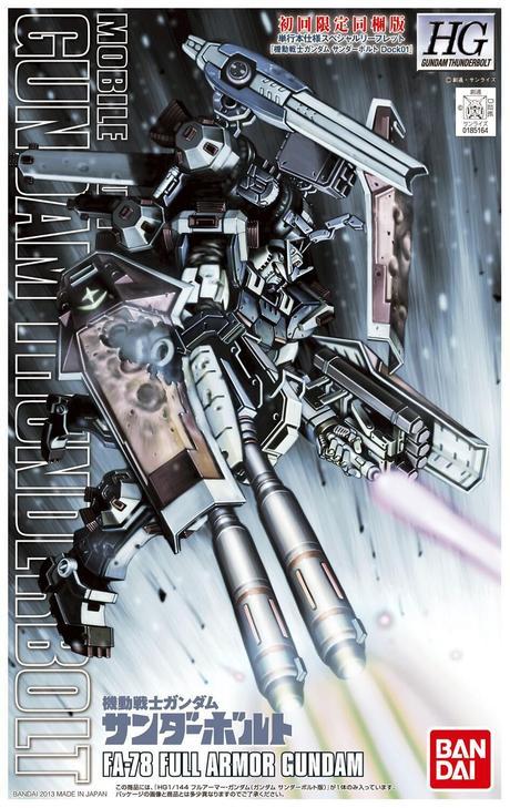 High Grade Gundam Thunderbolt