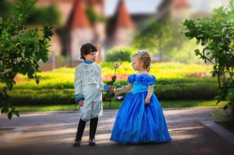 Educando Príncipes y Princesas