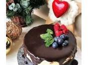 Cheesecake vegana chocolate, naranja chia hecha termomix.