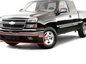 2002 Chevy Silverado 1500 Front Bumper