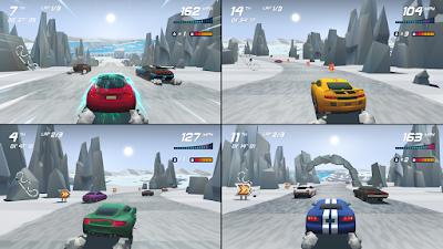 Impresiones con Horizon Chase Turbo; carreras de los 90 en tu consola de última generación