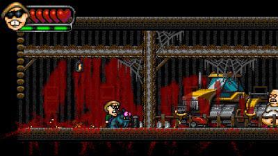 Hillbilly Apocalypse, un plataformas de acción 2D con cierto sabor amiguero y mucha violencia