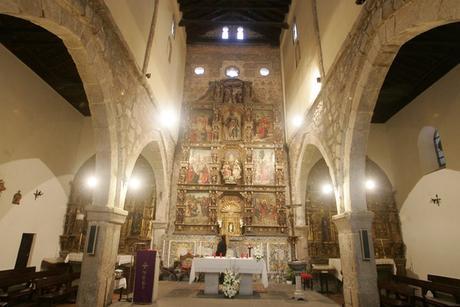 Iglesia de Santiago el nuevo