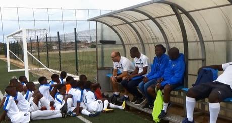 Resultados fin de semana 1-2 diciembre. Escuela de Fútbol Base AFA Angola