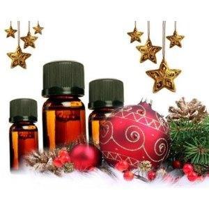 Aceites esenciales para la Navidad