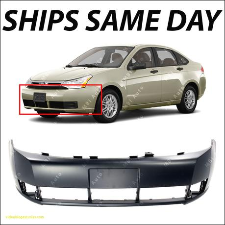 10 Awesome 2010 ford Fusion Front Bumper Cover