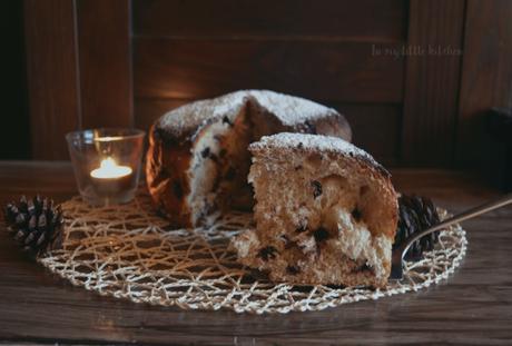 Panettone- Reto Cocina Regional Italiana (Especial Navidad)