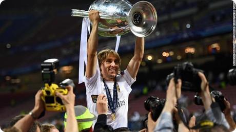 Luka Modric gana el Balón de Oro y rompe la hegemonía dominadora de Messi y Ronaldo