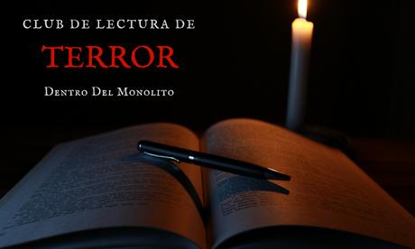 CONVOCATORIA IX CLUB DE LECTURA DE TERROR