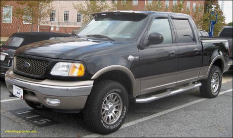 2002 ford F150 Bumper