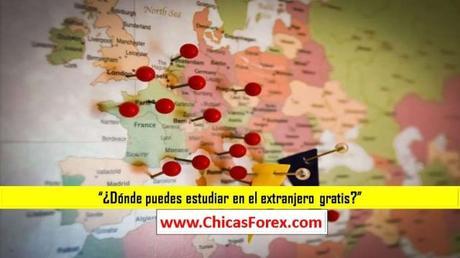 ¿Dónde puedes estudiar en el extranjero gratis?