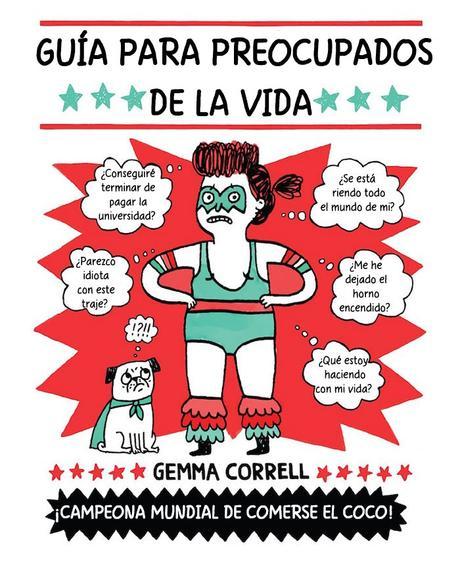 Las sinceras ilustraciones de Gemma Correll sobre los trastornos mentales