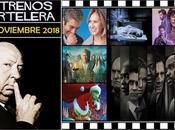"""Estrenos Semana Noviembre 2018 Podcast 5x12 Perfil Hitchcock"""""""