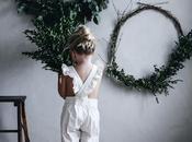 Coronas navidad: decorar estilo