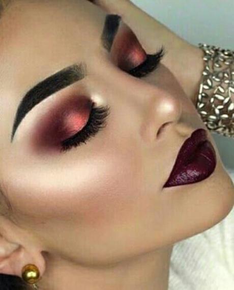 Maquillaje metálico todo lo que debes saber