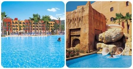 Playacálida Spa Hotel