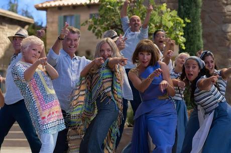 MAMMA MIA! UNA Y OTRA VEZ (Mamma Mia: Here We Go Again!)