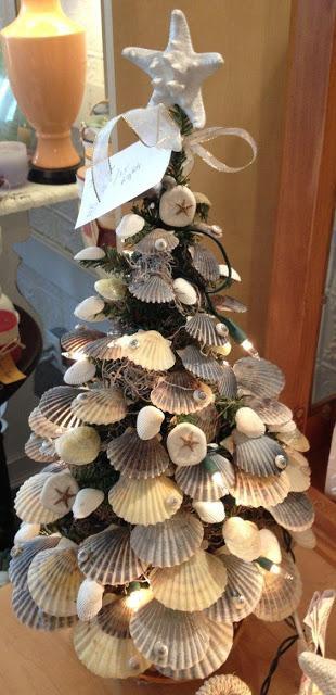 30 ideas de árboles de Navidad pequeños