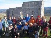 Señal Camino P.N. Torcal Antequera ruinas romanas Acinipo.