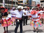 Chupaca ciudad, plaza mirador